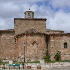 Aguilar de bureba iglesia