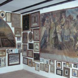 Museo de exvotos de santa casilda