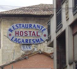 hostal Lagaresma