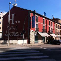 hotel Jacobeo